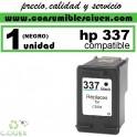 CARTUCHO DE TINTA HP 337 COMPATIBLE / REMANUFACTURADO
