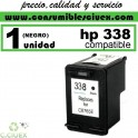 CARTUCHO DE TINTA HP 338 COMPATIBLE / REMANUFACTURADO