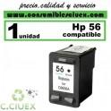 CARTUCHO DE TINTA HP 56A REAMANUFACTURADO / COMPATIBLE