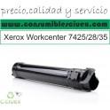XEROX WORKCENTRE 7425/7428/7435 NEGRO CARTUCHO DE TONER GENERICO