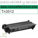 TONER COMPATIBLE BROTHER TN3512