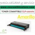 TONER COMPATIBLE SAMSUNG CLP 620/670 NEGRO