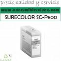 EPSON T8507 NEGRO LIGHT CARTUCHO DE TINTA PIGMENTADA GENERICO C13T850700