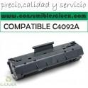 TONER COMPATIBLE HP C4092A